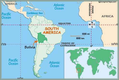 Bolivia fotos viaje en 4x4 desde europa for Donde queda santa cruz