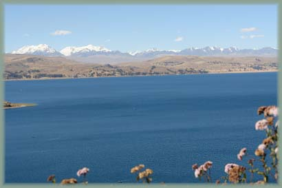 Bolivie - Lac Titicaca