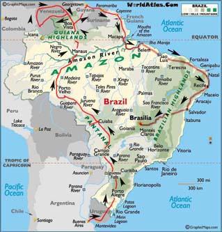 Carte Bresil Belem.Bresil Amazone Amazonie Macapa Belem Photos