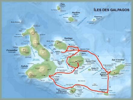 Como Llegaron Los Animales A Las Islas Galapagos