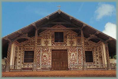 Bolivie - Missions Jésuites