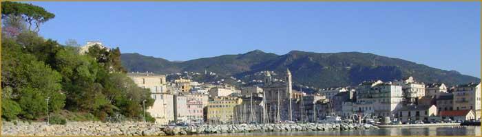 Vieux -port de Bastia