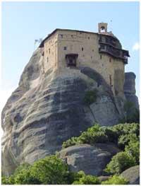 Météores - Grèce