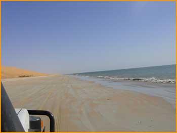 Photos De Mauritanie En 4x4 Banc Darguin
